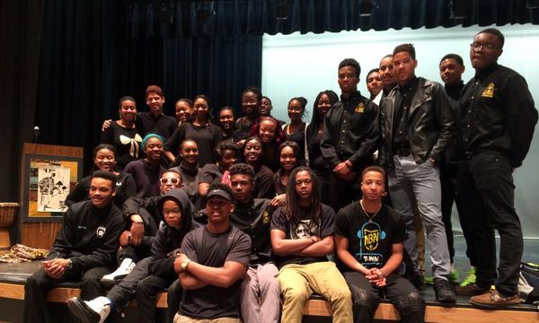 12 Months of Black History by BSU Alpha Achievers and JROTC