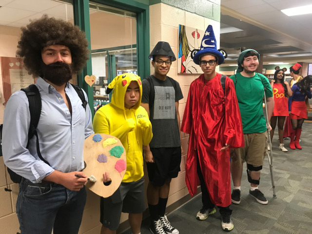 Character Day
